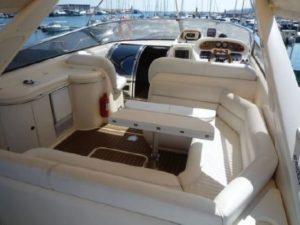 SUNSEEKER-MUSTIQUE-42 - Nautica Ibiza - Travesias tripuladas por Ibiza