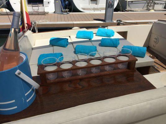 glastrom-riviera-350-enigma-dos - Nautica Ibiza - Travesias Tripuladas por Ibiza